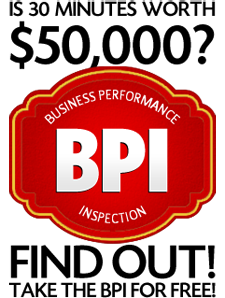 Take the BPI Business Performance Inspection for your Auto Repair Shop