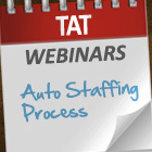 Auto Staffing Process Workshop
