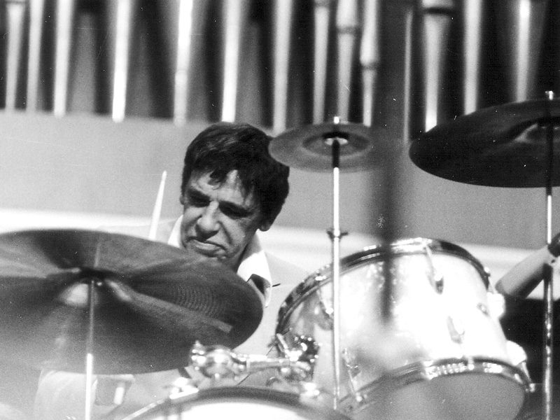 Buddy Rich knew a thing or two about rhythm. Learn about ownership rhythm for your shop. Photo: Paul Spürk