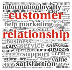Building a lasting relationship with your customers means more than a promotion ad.