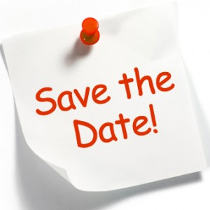 Save the date! Engage your customers at local events.