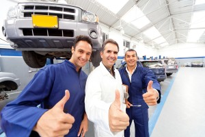 Hiring the right staff makes an auto repair shop run smoothly.