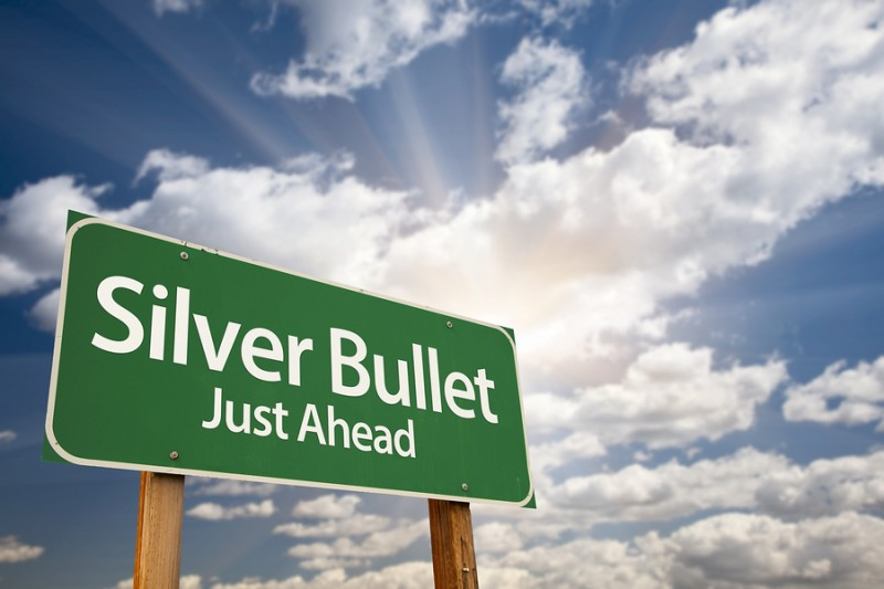 Is your silver bullet for advertising success just ahead?