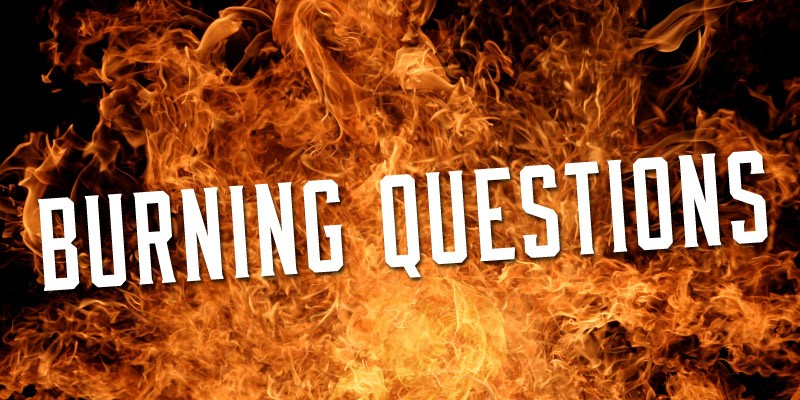 Are you a business leader with Burning Questions? Go for no!