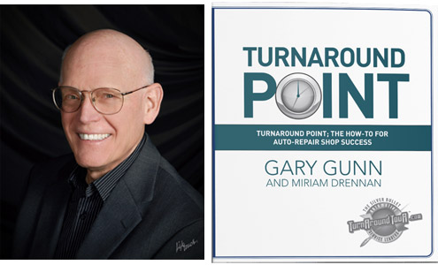 Turnaround Point author Gary Gunn, AAM