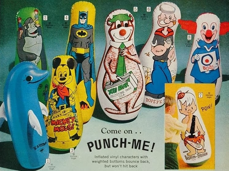 Punch Me Toys