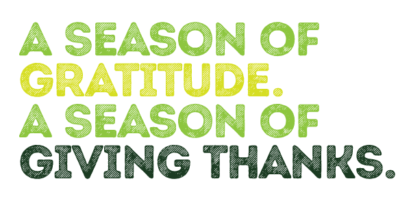 This is the season of gratitude. Send a Thanksgiving card to show your appreciation!