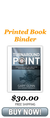 Turnaround Point Book Binder